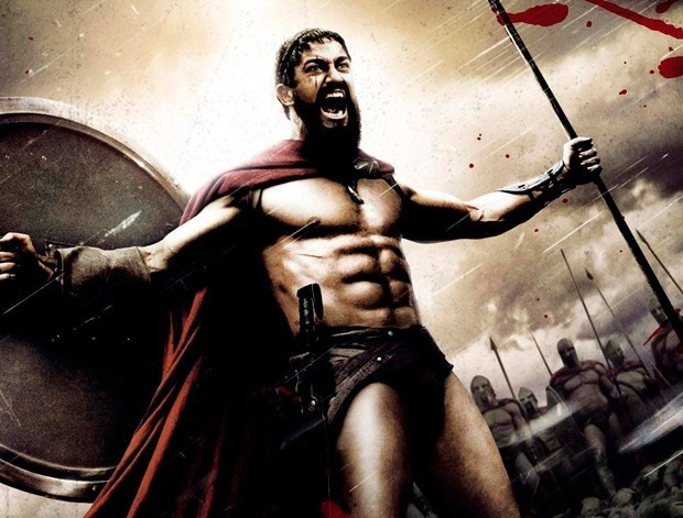 300 Full Movie >> The Gerard Butler 300 Workout Sam Daemen Medium