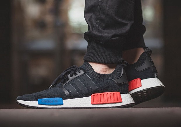 2017 NMD R1 PK OG Does anyone know why some NMD's have and