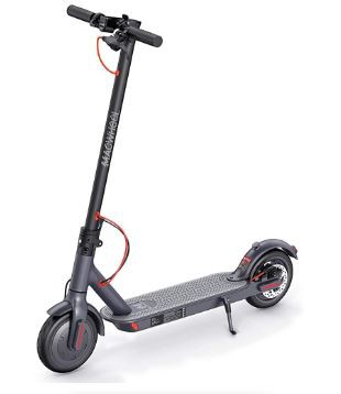 Macwheel MX1 Electric Scooter (Best Electric Scooter for Adults 250 Lbs)