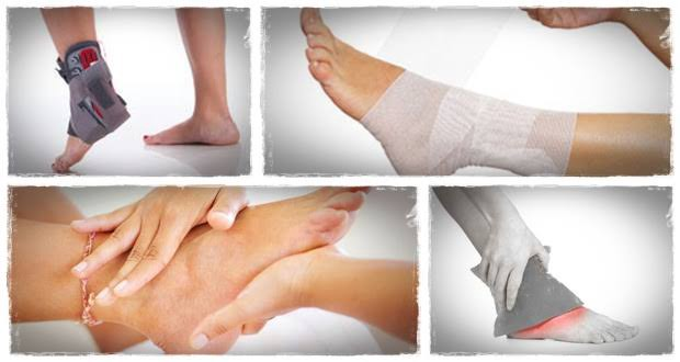 Home Remedies for Treating Ankle Sprain | by M Suman | Medium