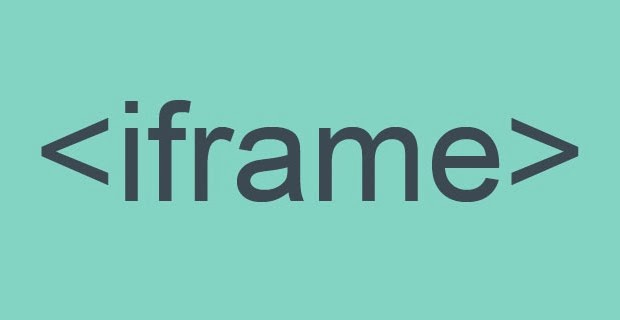 IFrame must die! - mythoughts io