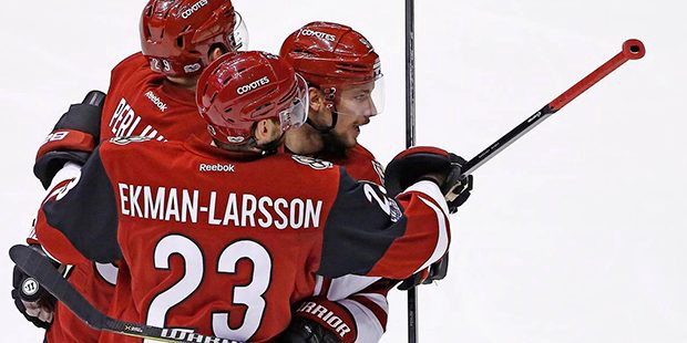 more photos fbb04 6dae8 Could the Arizona Coyotes be relocating to Houston - Daniel ...