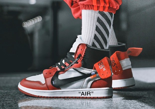new arrival cc9a2 761fc Will Off-White jump over Yeezys? - Limits App - Medium