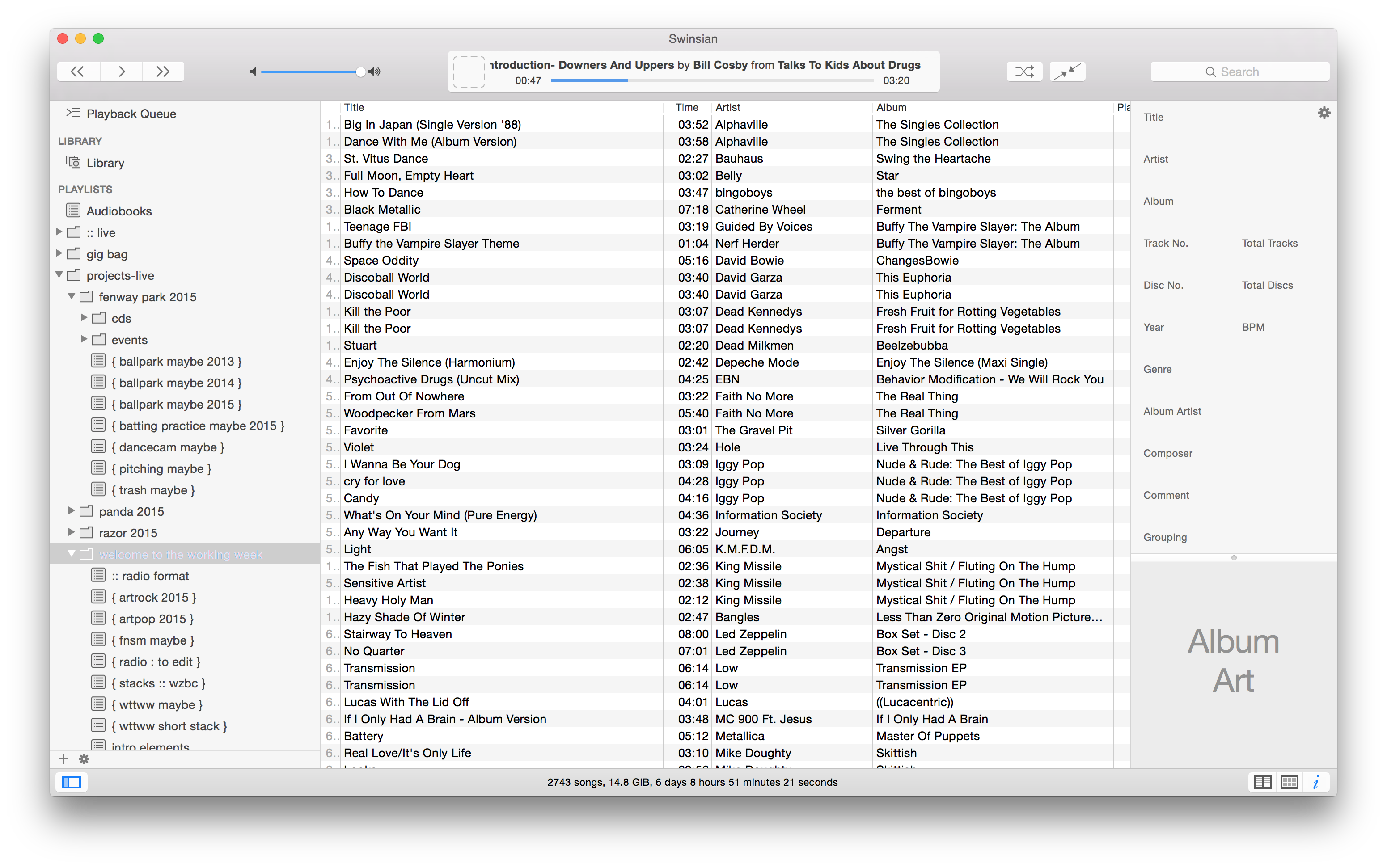 I Deleted My Entire iTunes Library And You Can Too - TJ