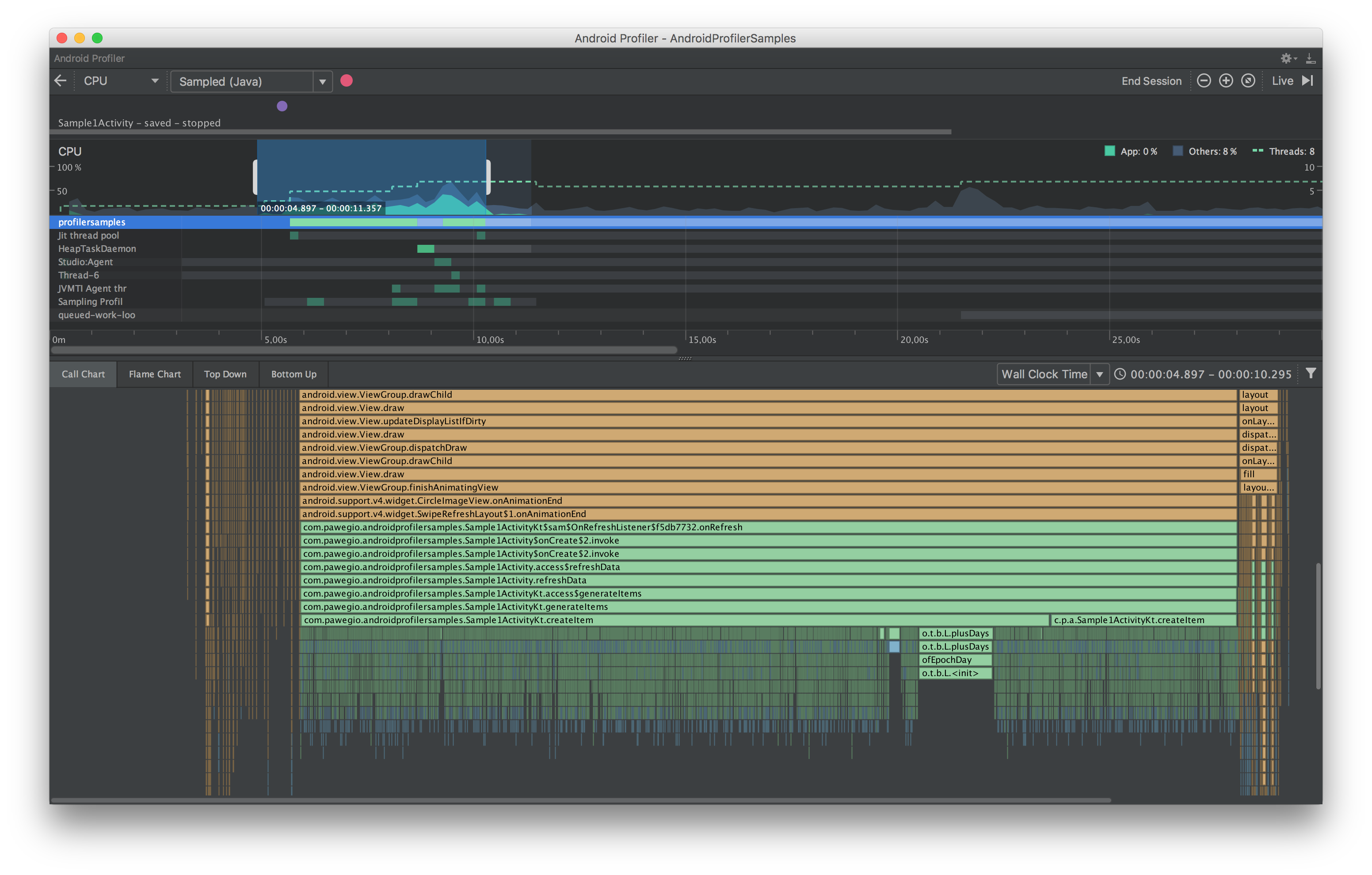 Speed Up Your App Performance with Android Profiler