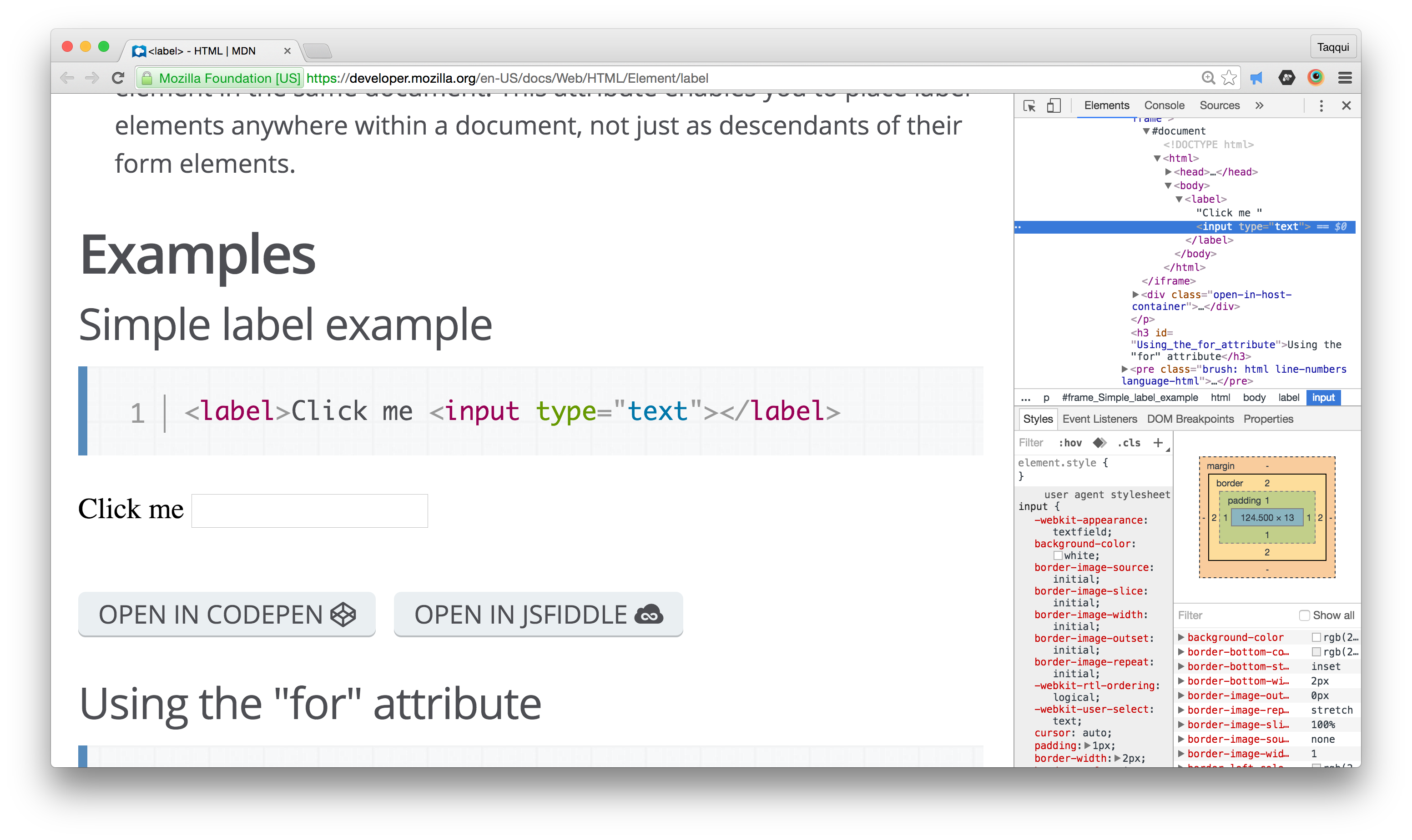 BrowserQuirk: Programmatically opening a <select> box