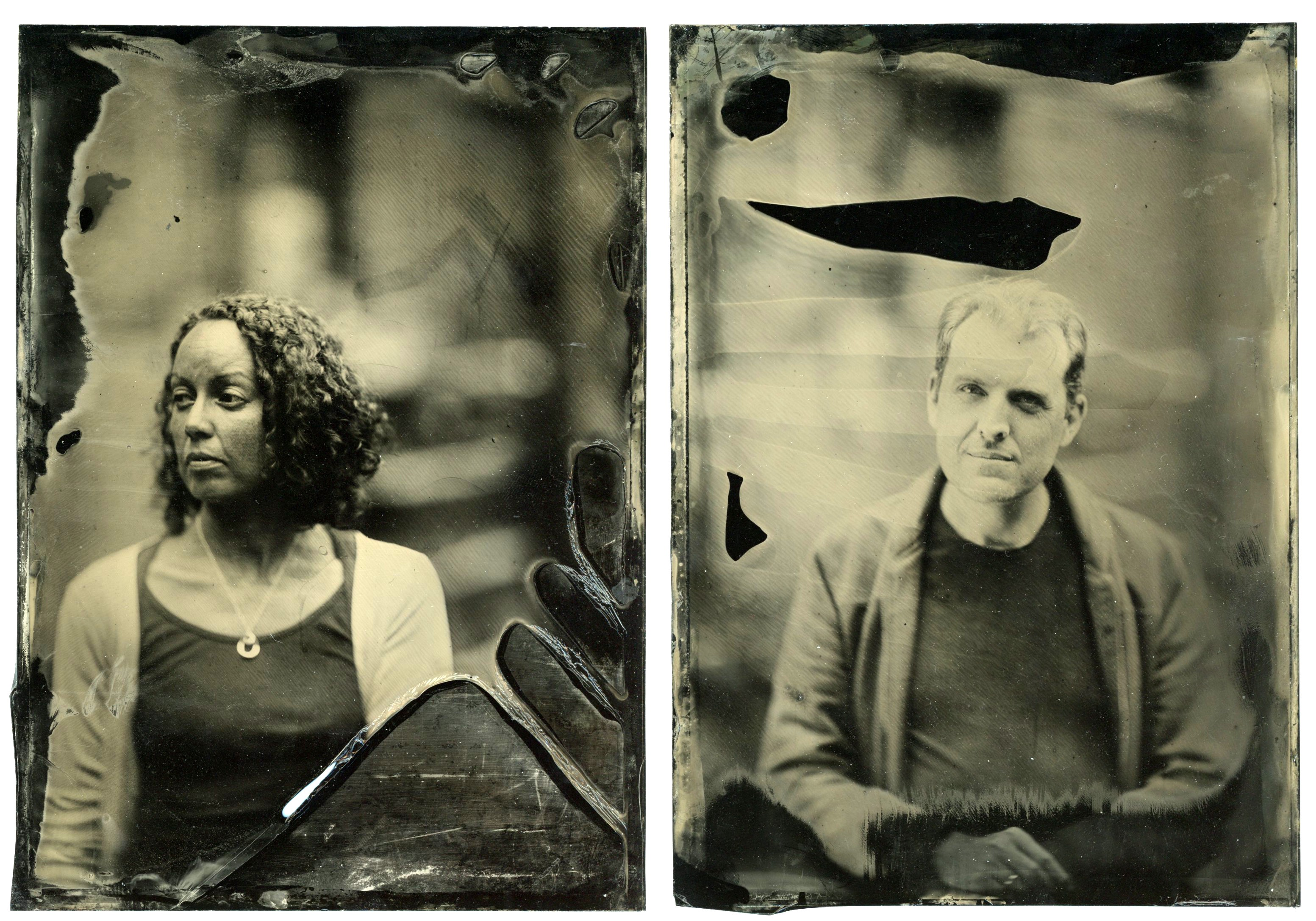 A First Timer S Foray Into Wet Plate Photography By Tom Standage Vantage Medium