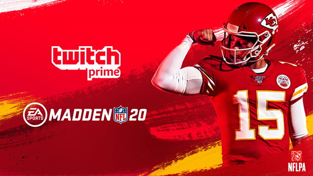Big News from Twitch Prime and Madden NFL 20 - Twitch Blog