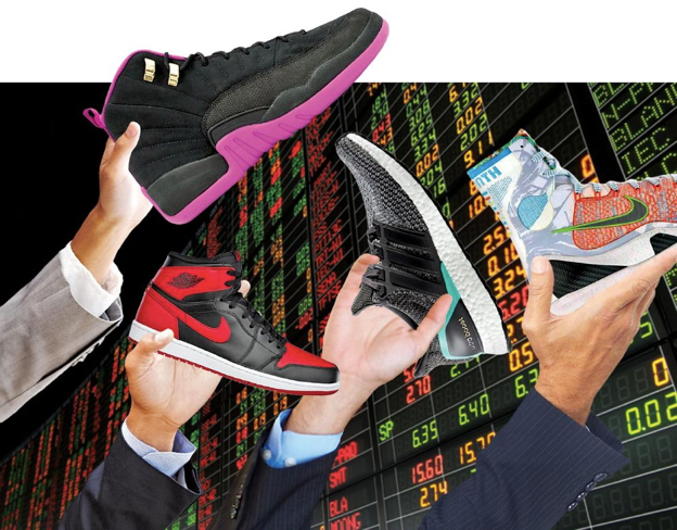 Sneakers in the Sneaker Resell Market