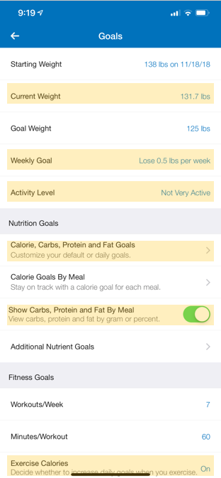 How to Set Up MyFitnessPal to Calculate Your Calories and