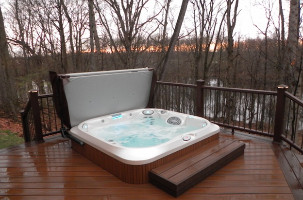 Diy Hacks For Your Custom Outdoor Hot Tub By Sarah Lavinski Medium