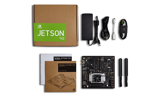 Set up Jetson TX2 with VMware Fusion on Mac - Haoyang Fan