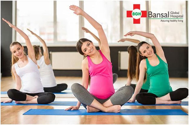 Importance Of Exercise In Pregnant Women By Bansal Global Hospital Medium