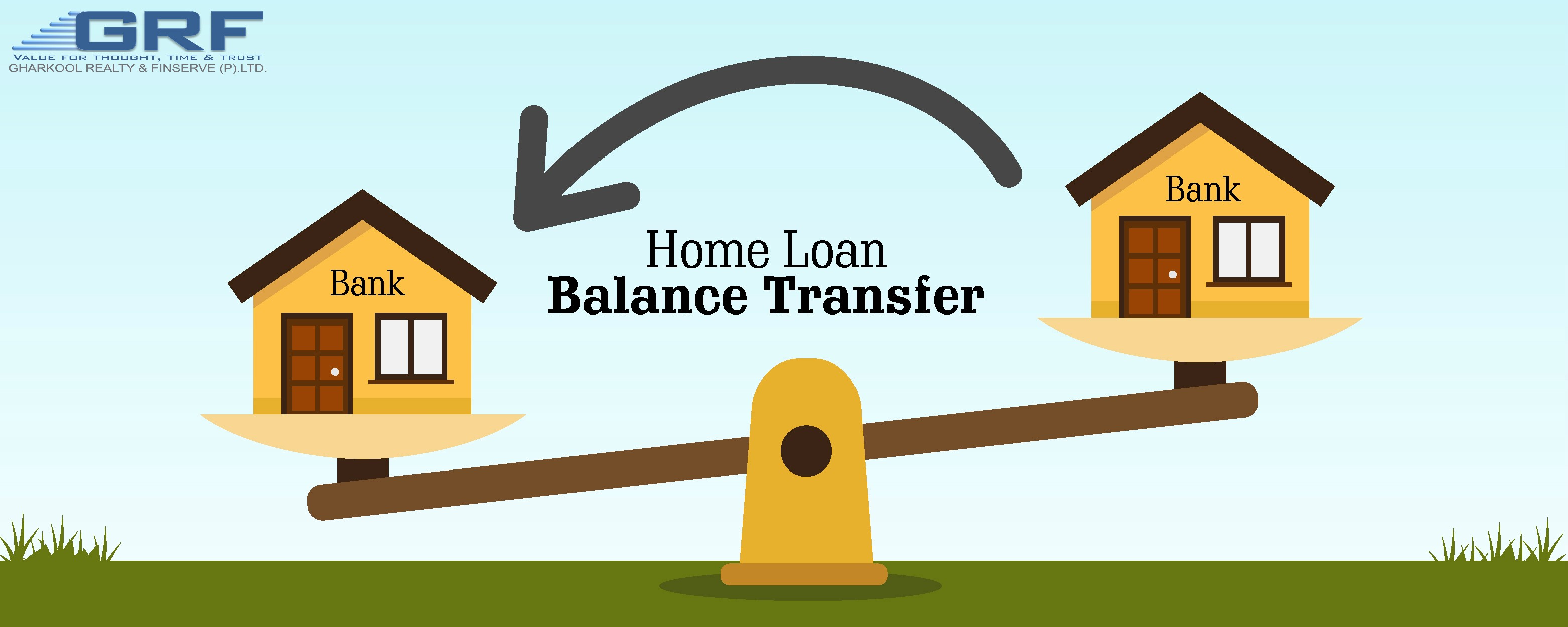 Home Loan Balance Transfer Can Fund You