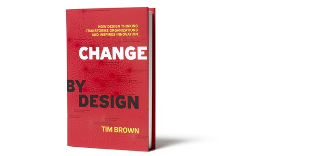CHANGE BY DESIGN — My little summary and evaluation of Tim
