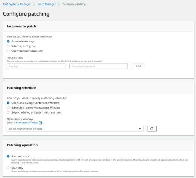 Using AWS Systems Manager : SSH-free access to EC2 Instances