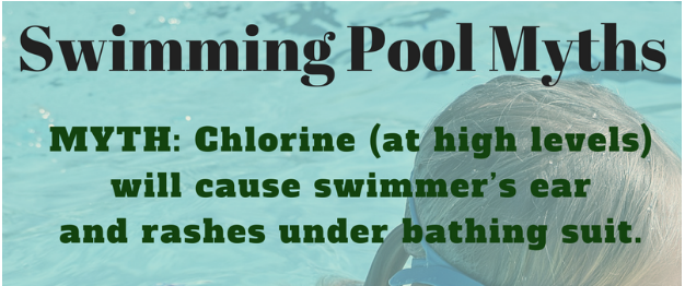 Can Chlorine Cause Swimmer's Ear & Rashes in Bathing Suit?