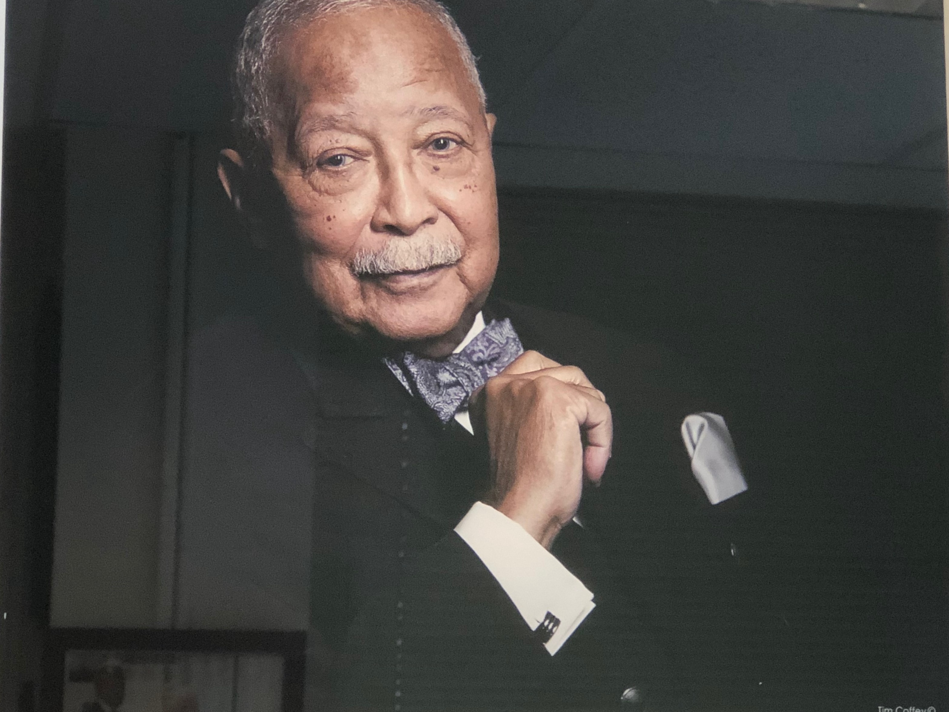 nyc history making mayor david dinkins celebrates 92nd birthday by dominic carter medium nyc history making mayor david dinkins