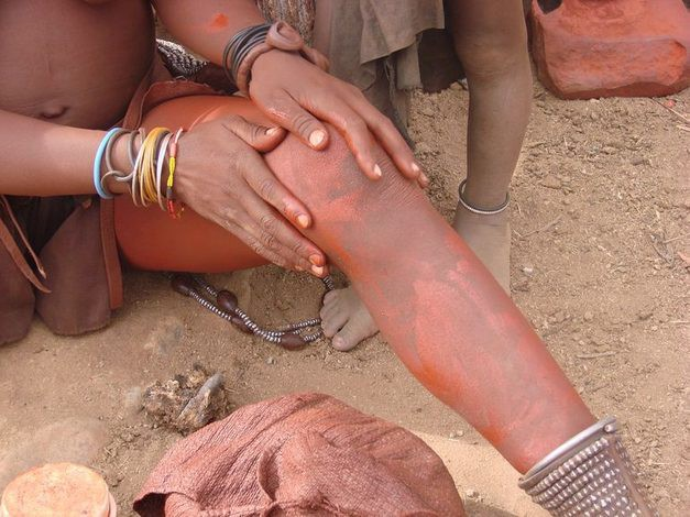 Anthropology Online Real Life Examples Of Body Art By Anthropology 4u Medium