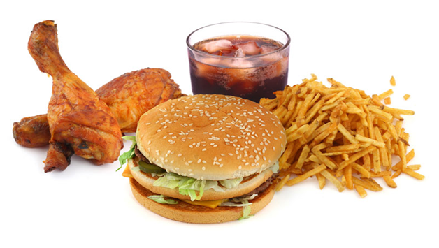 Eating Too Much Oily Food! Here's What You Should Do ...