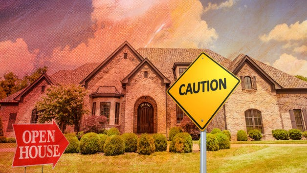 Use Caution When Looking for Your Dream Home Online
