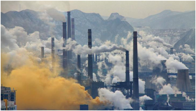 5 Major Causes of Air Pollution. Air pollution is a mixture of gases and…    by Billy   Medium