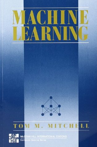 Machine Learning by Tom M. Mitchell | Source: Amazon | Best Machine Learning Books | Machine Learning (ML) Books