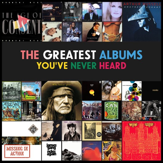 The Greatest Albums You've Never Heard | uDiscover