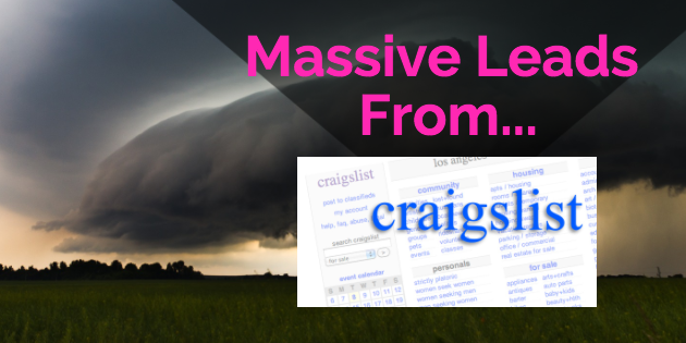 How To Place An Ad On Craigslist >> How To Place An Ad On Craigslist For Instant Mlm Leads
