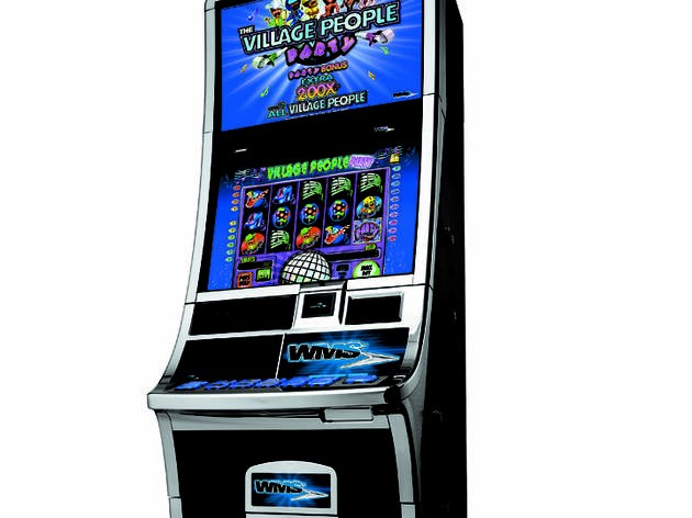 list of wms slot machines