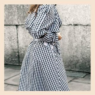 Nail the Gingham Trend, a maternity closet staple! – The Mommy