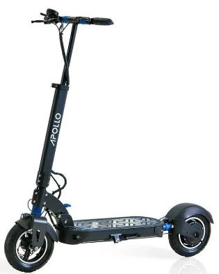 Apollo Explorer (Best Electric Scooters for Commuting)