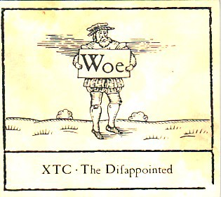 XTC 'The Disappointed' music review