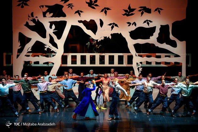 Mary Poppins Musical Onstage In Tehran By Maryam Khy Ifp News Iran Front Page Medium