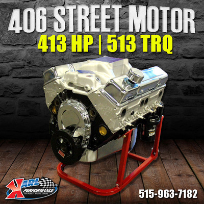 Knowing Your Small Block Chevy Engine - Karl Performance