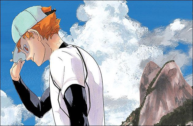 Goodbye Hinata Haikyuu Officially Comes To An End In Chapter 402 By Yannick Ondoa Gōsha Magazine Medium