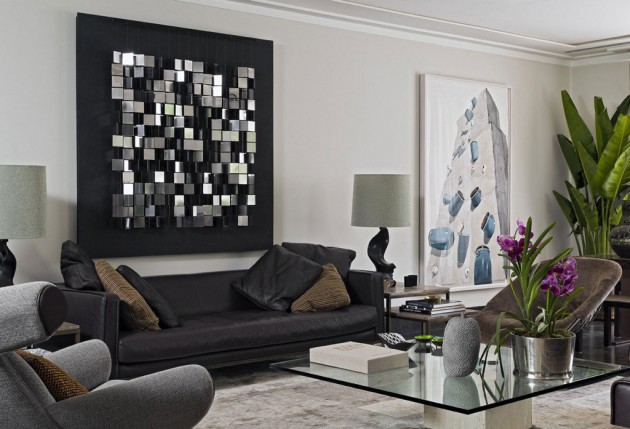 Top 10 Interior Design Tips for Your Living Room or Office ...