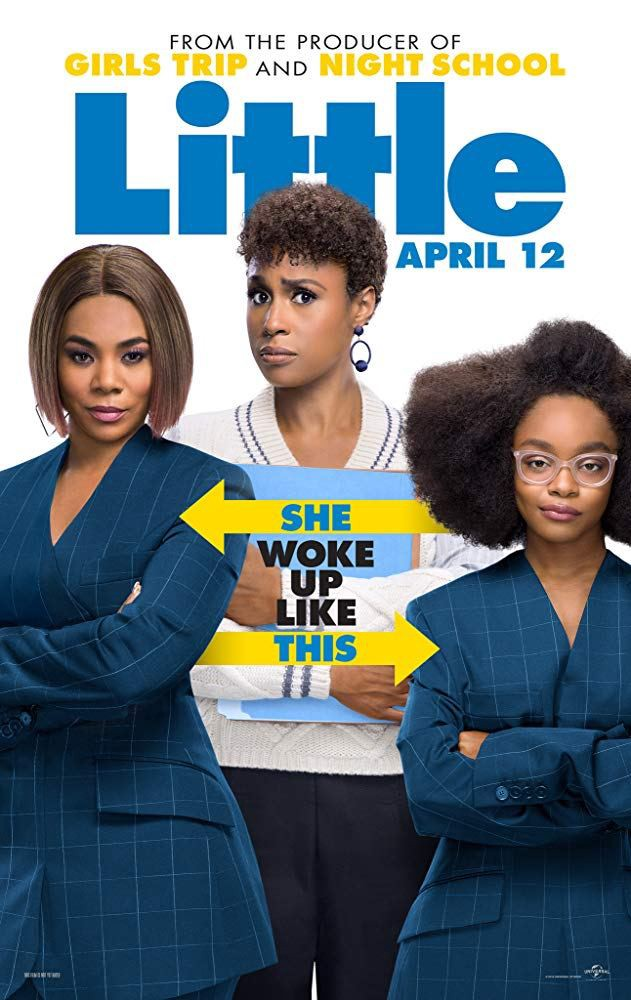 d173ef2ff1e2 Welcome to my #MoiveClub Series! I am featuring Little, the new  drama/comedy movie that will make your spring phenomenal. This movie is  equally funny and ...