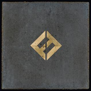 Foo Fighters — Concrete and Gold (2017)