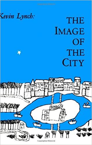 Book cover of Lynch's The Image of the City.
