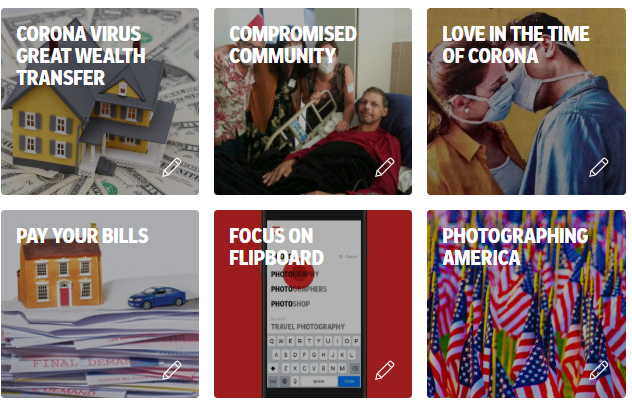 Your Flipboard Magazine Cover is A Front Door