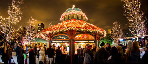 Chicago Holiday Events 2020.Top 12 Things To Do Christmas Season In Chicago