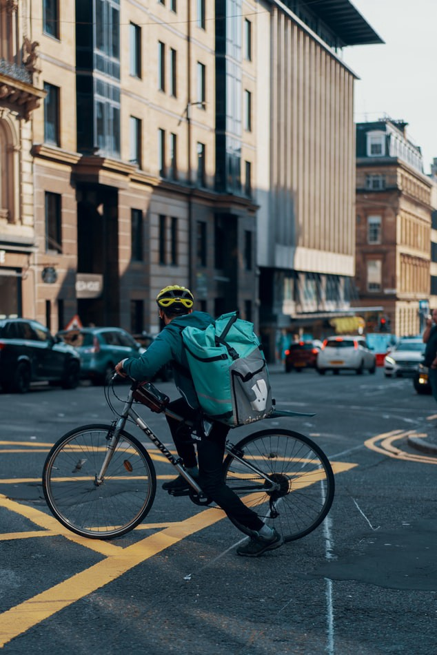 Could Deliveroo for retail save the high street