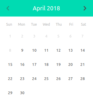 How to build a datepicker with Angular, Bulma and Moment js