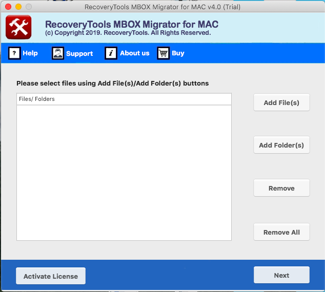 convert mbox to pdf mac
