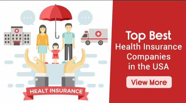 Best Rated Health Insurance Companies >> Top 10 Health Insurance Companies In The Usa Fugenx