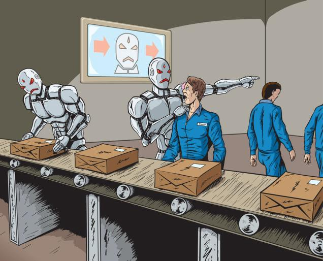 Life After Technological Unemployment: Not Necessarily Gloom & Doom