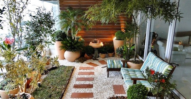 Designing Your Balcony Space With Easy To Maintain Plants