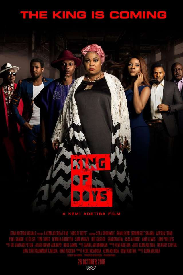 Kemi Adetiba's King of Boys is a flawed but ambitious Nollywood epic