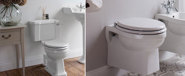Difference Between Close D Toilet